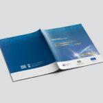 """International Trade Centre (ITC) """"Uzbekistan WTO"""" design concept.Cover"""