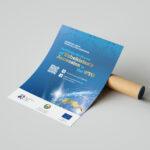 """International Trade Centre (ITC) """"Uzbekistan WTO"""" design concept.A3 poster."""