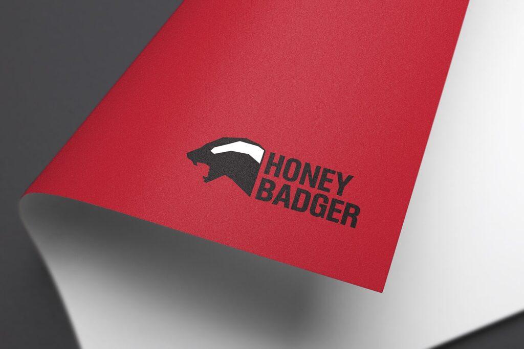 Honey-badger-logo-design-and-branding-2